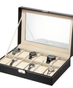boite pour montre cuir