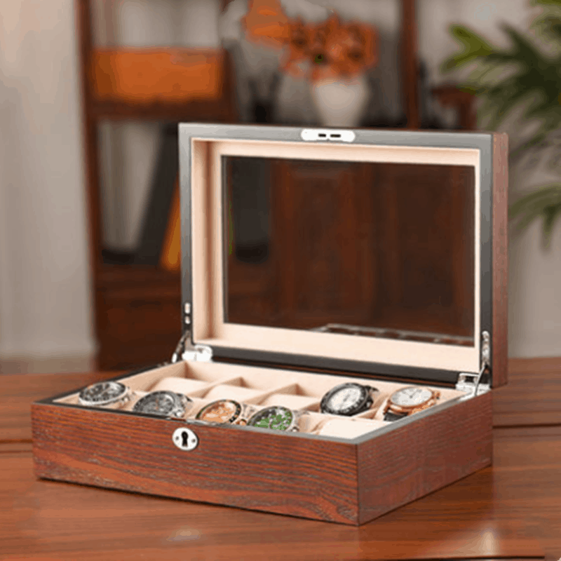 boites à montres en bois