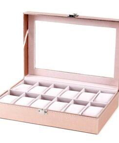 boite à montres femme