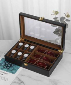 boite pour montre bois