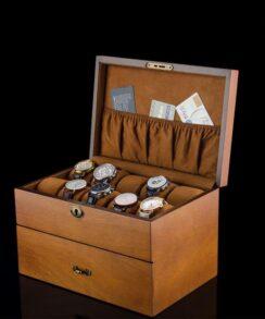 boite à montre vintage