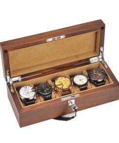 boite montres bois