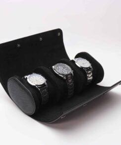 coffret montre en cuir