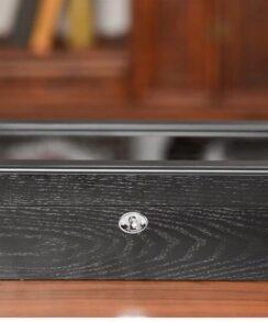 boite à montres en bois laqué