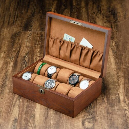 boite à montre en bois