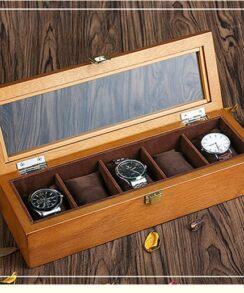 boites à montres luxe