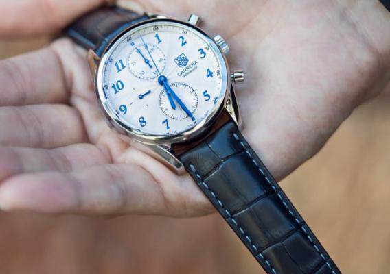 comment commencer à collectionner des montres