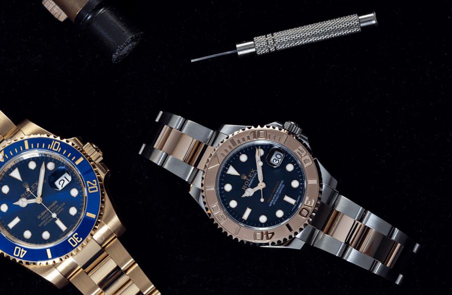 maintenez vos montres lubrifiées et remontées